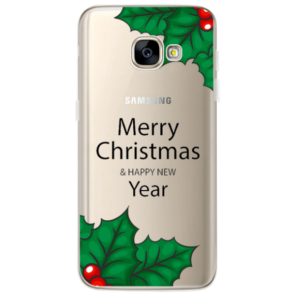 512-Christmas Santa Claus Coque For Samsung