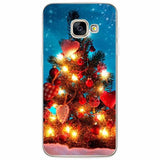 503-Cute Christmas Ultra Thin Case For Samsung