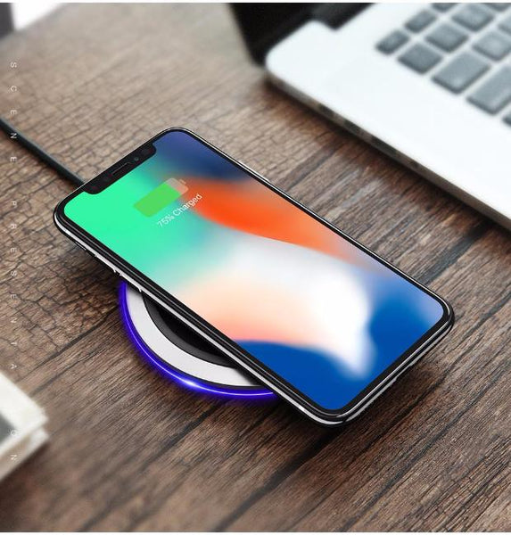 652-Wireless Charger For iPhone X
