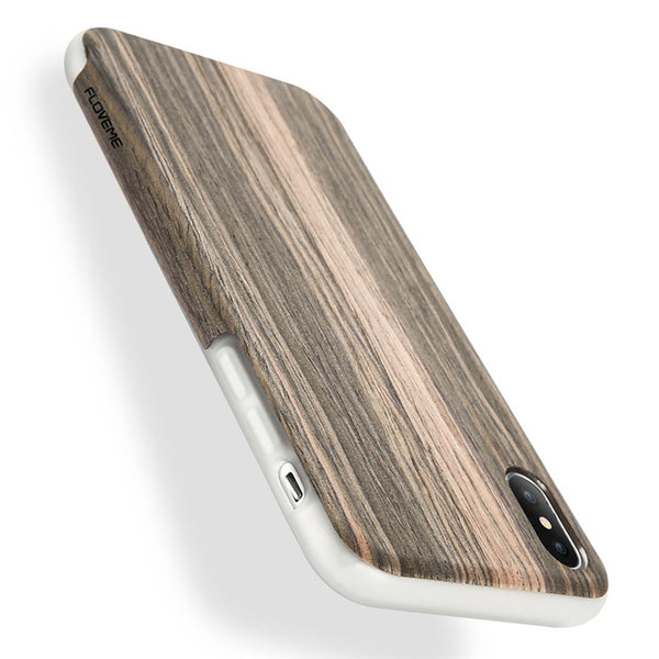 766-Natural Wooden Case For iPhone
