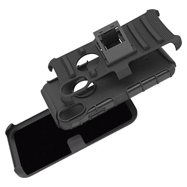 667-Armor Holster Case For iPhone