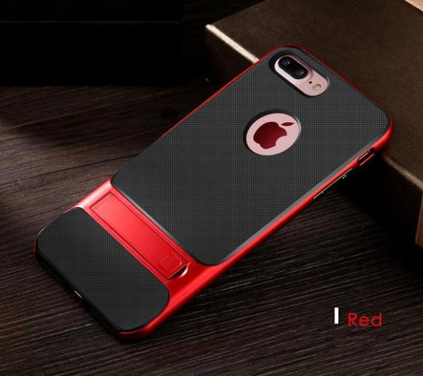 545-360 Protective+TPU Shock Proof Holder Case For iPhone