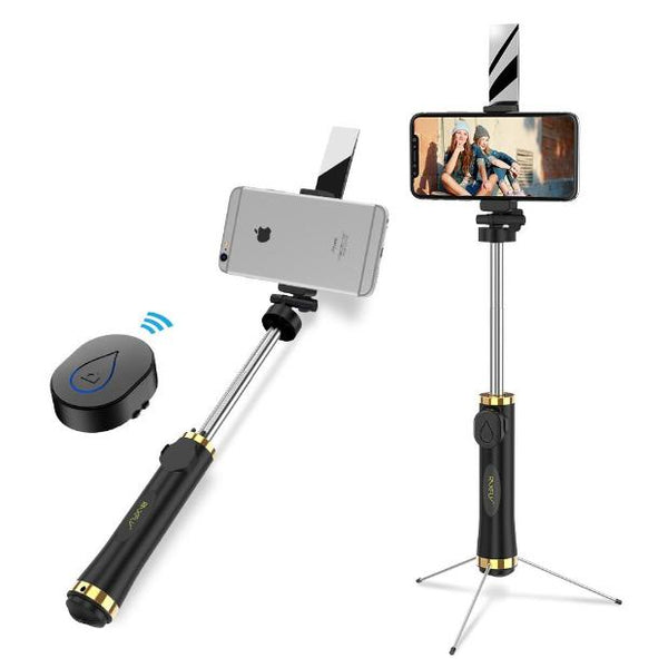 799-Mini Bluetooth Foldable Remote Selfie Stick