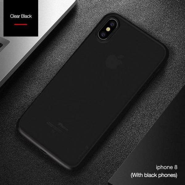 660- Ultra thin Case Cover For iPhone