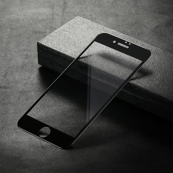 800-Tempered Glass 3D Full Cover Screen Protector For iPhone
