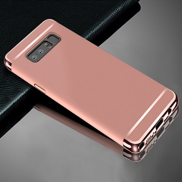 784-Luxury Armor Hard Plastic Case For Galaxy Note 8