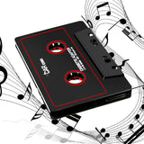 Newest Car Cassette Tape Adapter Cassette Mp3 Player Converter For iPod For iPhone
