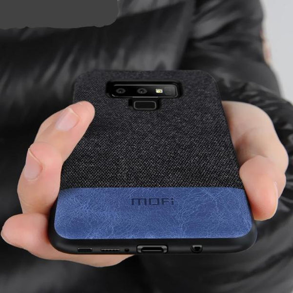 990-Original Fabric Shockproof Case For Samsung Note 9