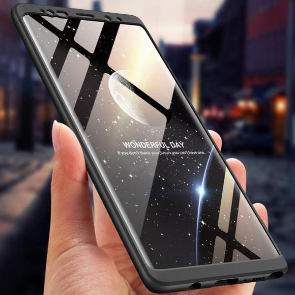 989-360 Degree Protected Full Body Phone Case For Samsung Note 9