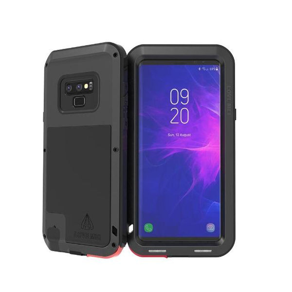 999-Shockproof Waterproof Metal Aluminum Case For Samsung Note 9