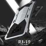 1003-Luxury Shockproof Metal Aluminum Cases For Samsung Note 9