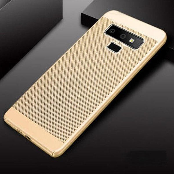 1010-Hard Plastic Radiating Phone Case For Samsung Note 9