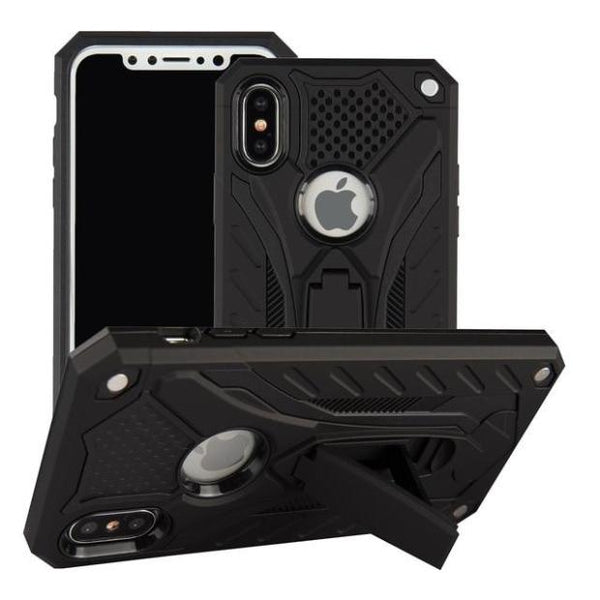 1047-Shockproof Military Silicon Case For iPhone
