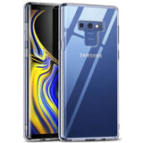 1018-Super Tough Tempered Glass Case For Samsung Note 9