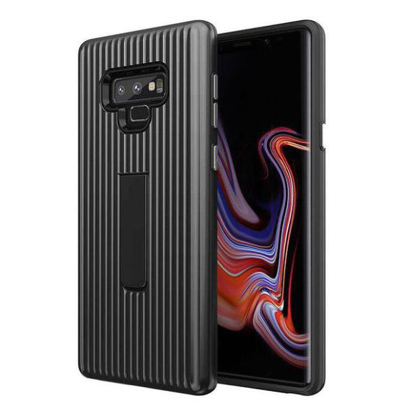 1022-TPU+PC 2 in 1 Dual Layer Hybrid Case For Samsung Note 9
