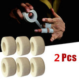 2PCS Self Adhesive White Bandage