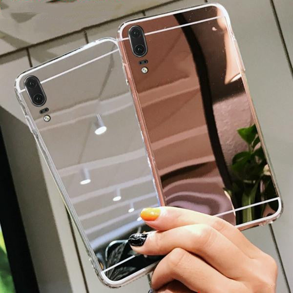 810070-Mirror Effect Case For Huawei P30 Pro P20 Mate20