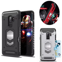 810125-For Samsung Galaxy S9/S9+/S10/S10+/S10E/NOTE 9 Magnetic Armor Case