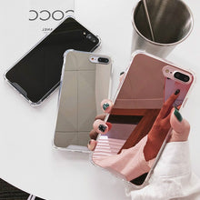 810071-Mirror Effect Luxury Case For Samsung & iPhone