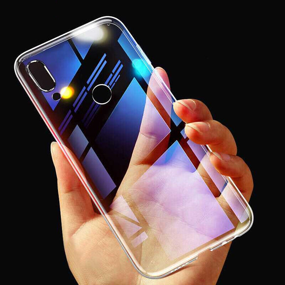 Luxury Clear Ultra Thin Transparent Case