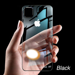 Luxury Crystal Ultra-thin Transparent Case