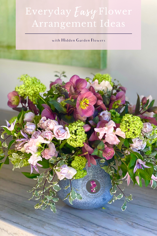 Everyday Easy Flower Arrangement Ideas