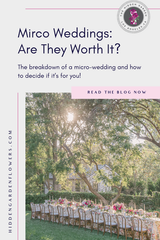 Are Micro-Weddings Worth It?