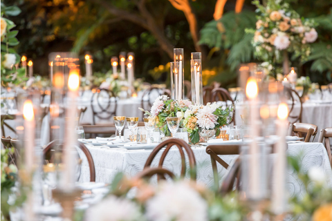 Garden Wedding in Bel Air