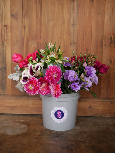 Bucket Of Blooms <br/>Every Week