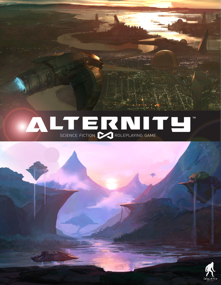 Alternity Packages