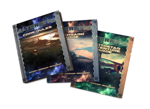Alternity Voyager Package (PDF Bundle)