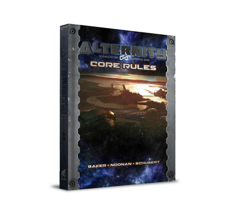 Alternity Mercury Upgrade (Core Book and PDFs)