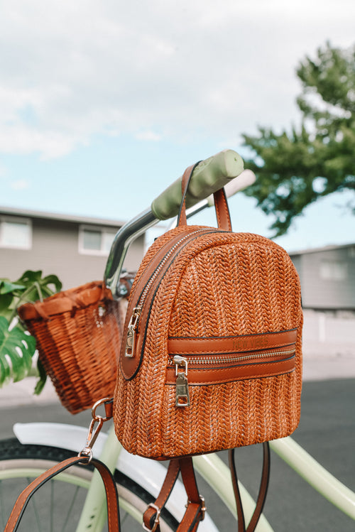 Take Me To The Beach Mini Backpack