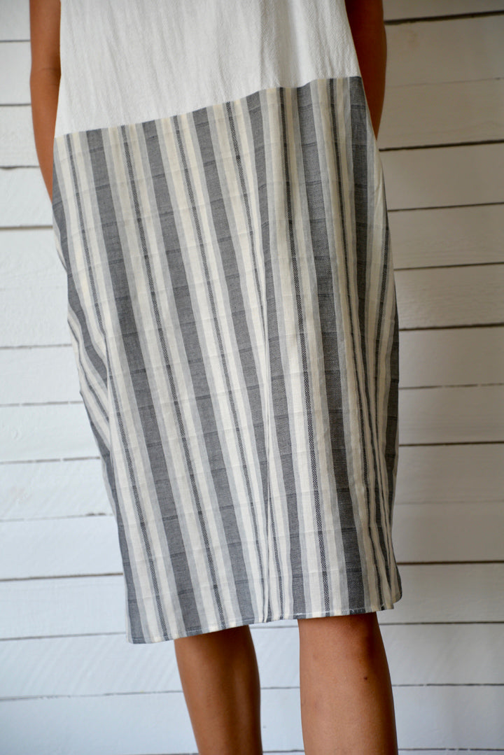Stripe Me Simple Dress