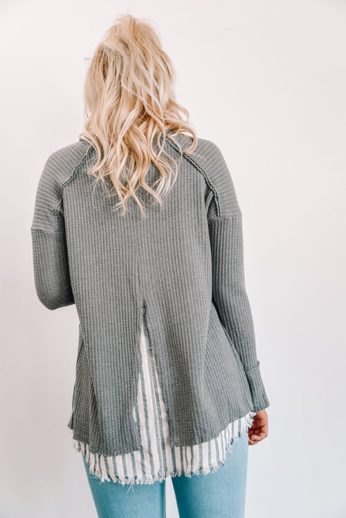 Seattle Gray Tunic