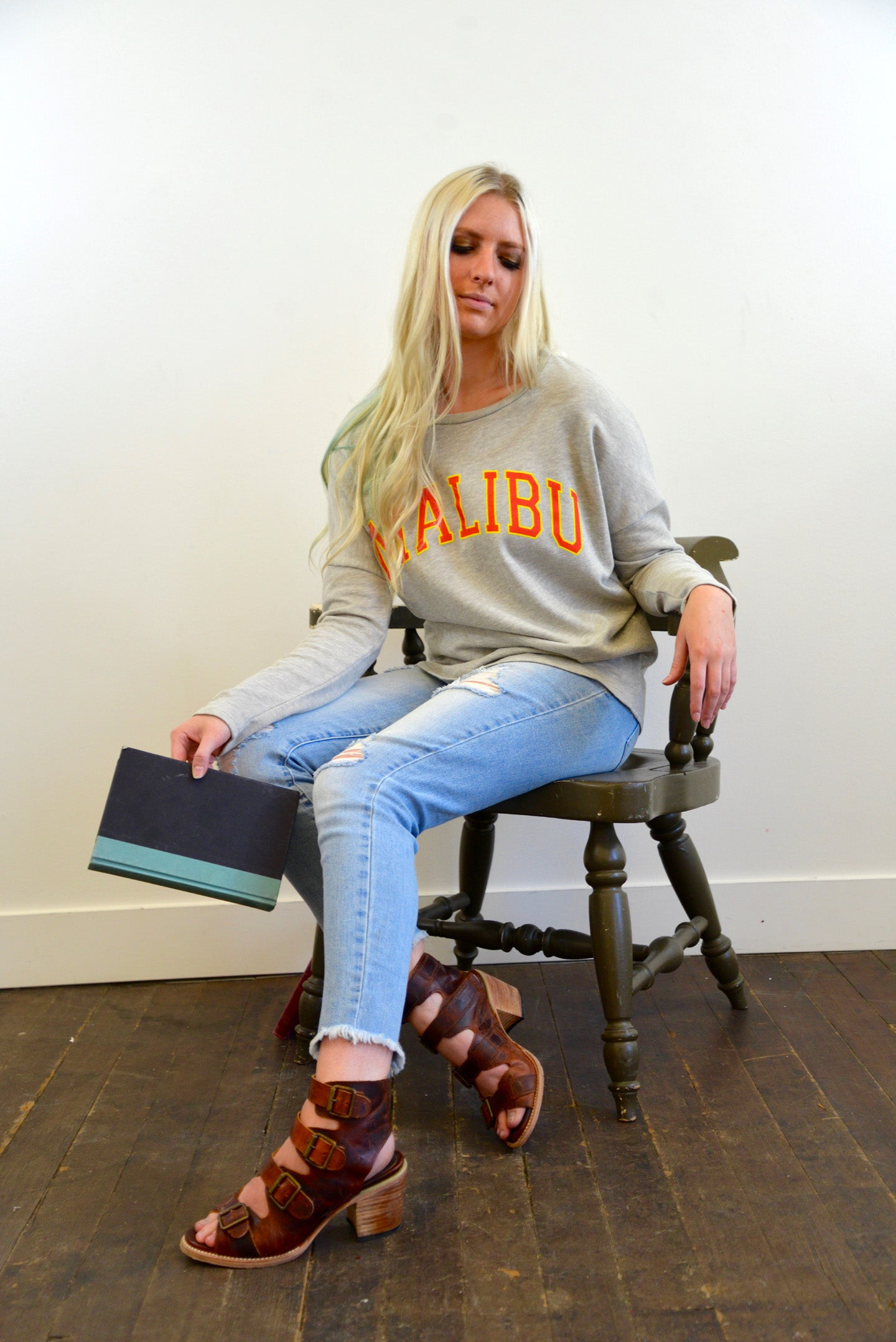 Take Me To Malibu Sweater