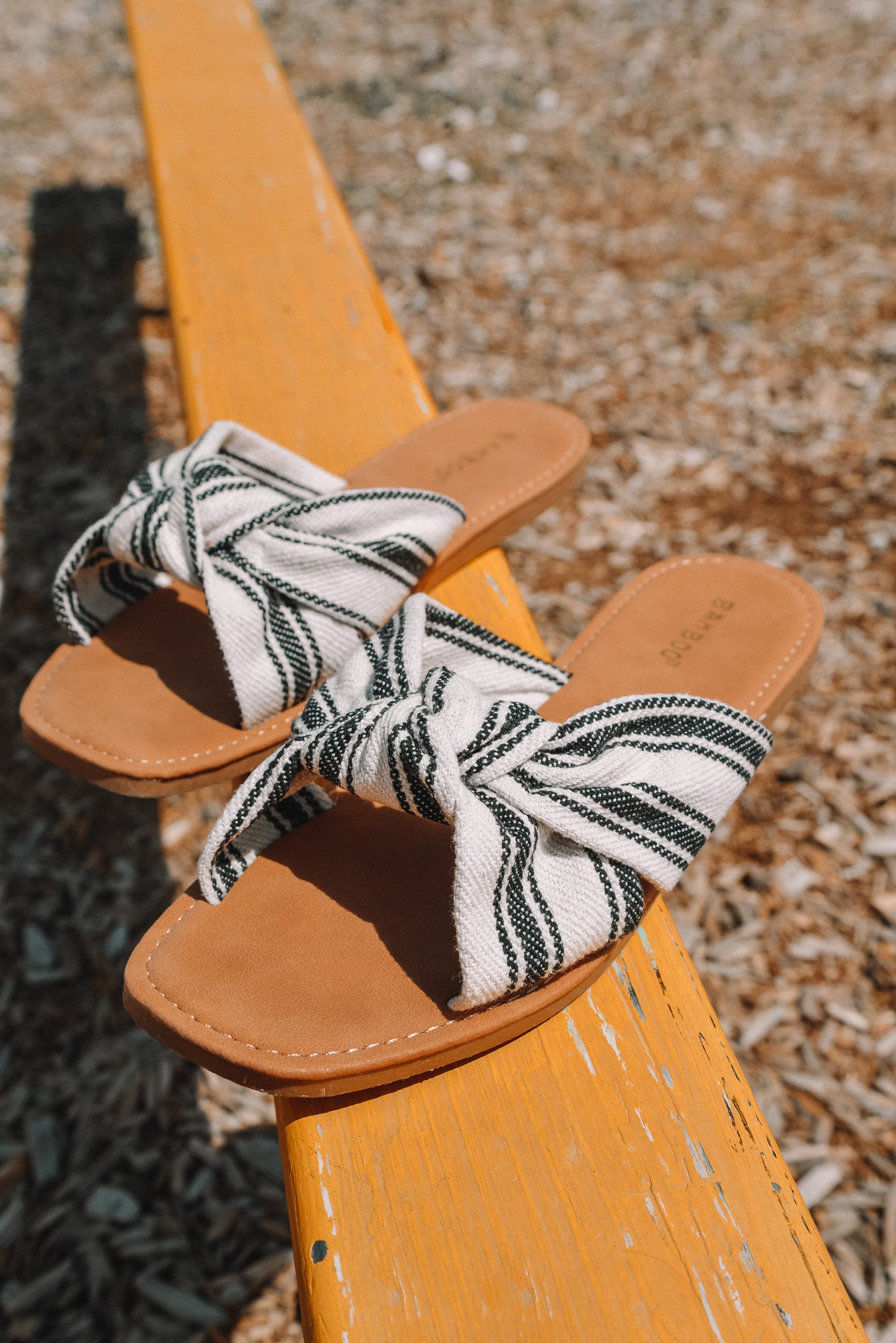 Walk to Me Sandals
