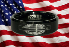Engraved Honor Ring (Combat Infantry Badge)
