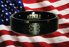 Engraved Honor Ring (EMS Star of Life)