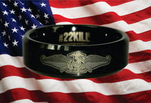 Engraved Honor Ring (FMF Corpsman)
