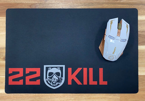 22KILL Limited Edition Mouse Pad