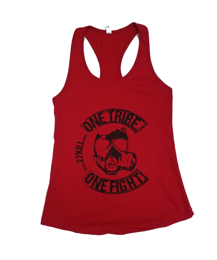 Women's Tank Top (Red)