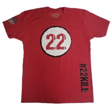 "T-Shirt (Red ""22"")"