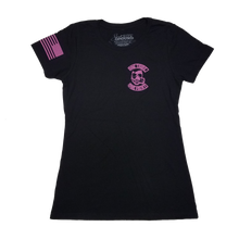 T-Shirt (Women's, Black) *discontinued