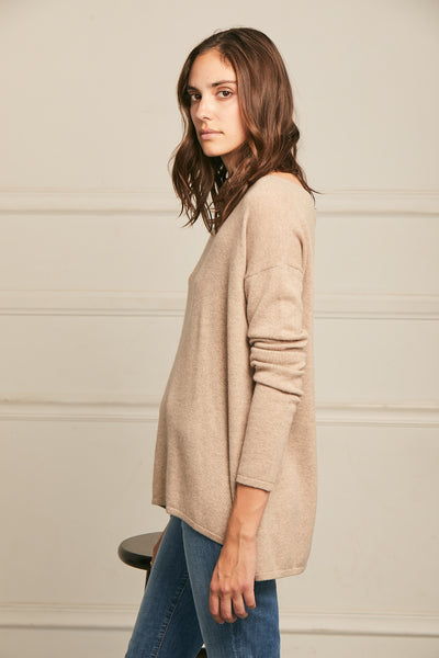 Highlow Cashmere - Camel