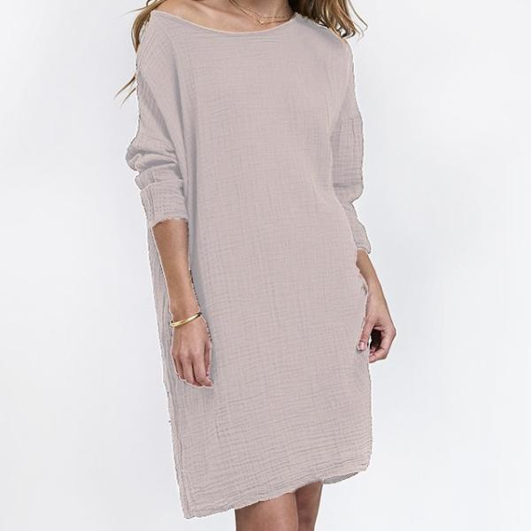Off Shoulder Dress - Flint