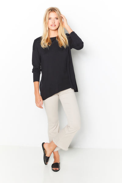 Highlow  Cotton Cashmere - Black