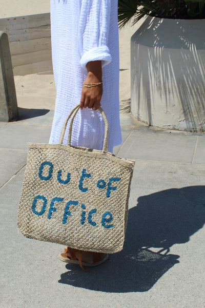 Out of Office -Blue
