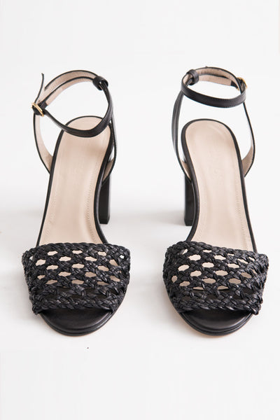Areleda Braided Heel