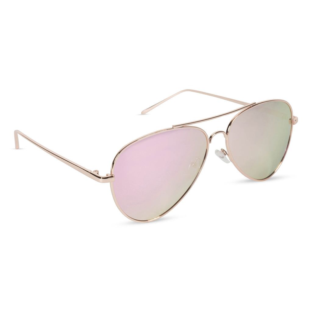 Aviator Sunglasses Pink